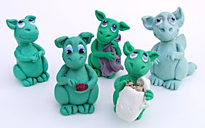draggles - mini dragons
